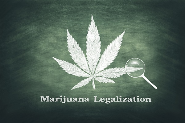 Marihuana became legal in Michigan on December 6