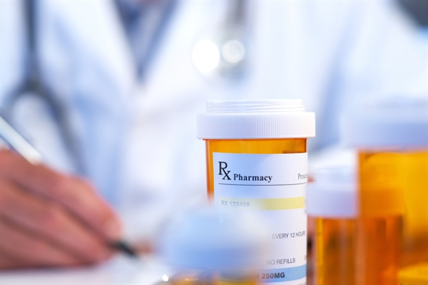 New Controlled Substance Prescribing Rules in Effect