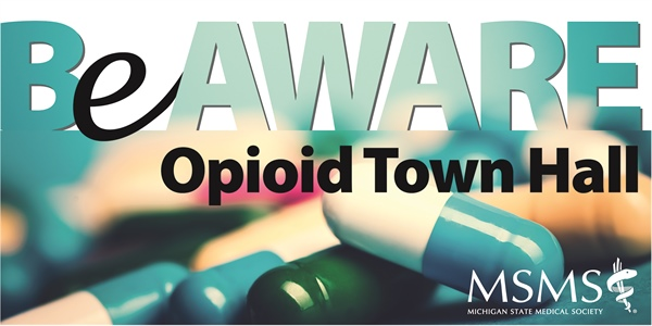 MSMS to host Opioid Town Hall