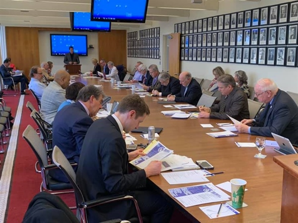 MSMS Board Meets: MDPAC and Positive Membership Were Highlighted