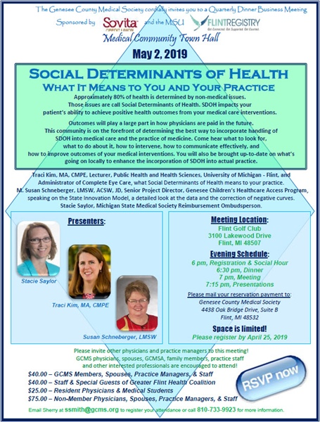 Social Determination of Health - What it Means to You and Your Practice