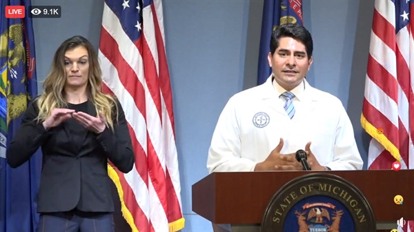 Governor, MSMS President Jointly Announce Safe Reopening of Physician Practices