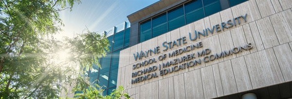Wayne State University School of Medicine celebrates 150 years of clinical excellence and community outreach in the heart of Detroit