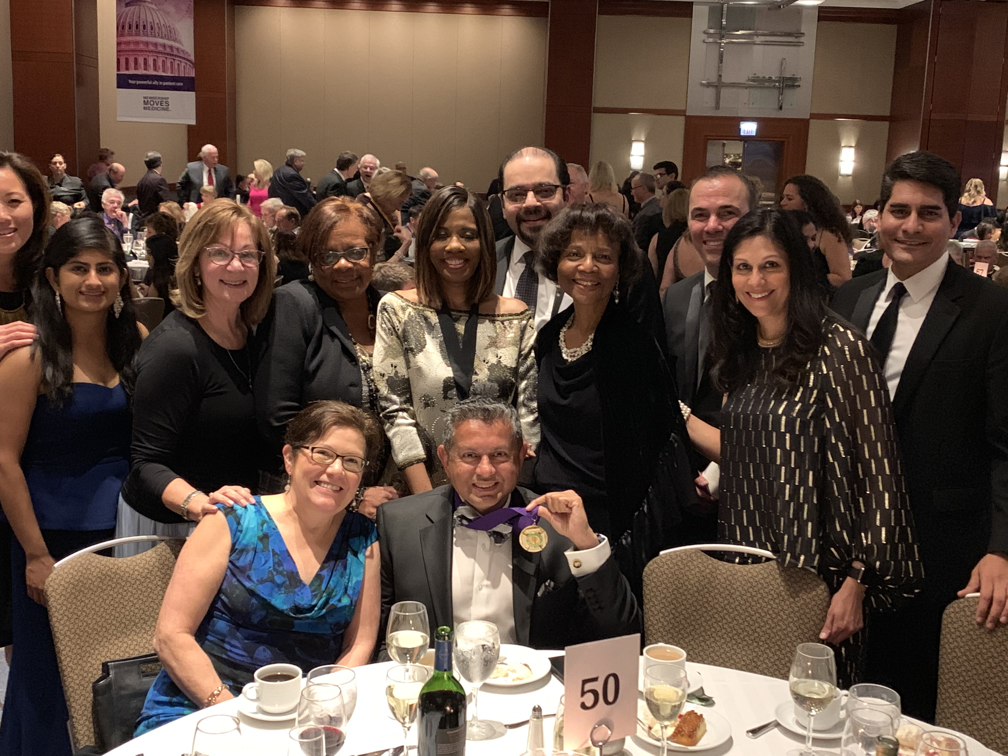 Voice of Michigan Physicians Represented During AMA Annual