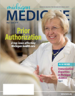 May–June 2018 Michigan Medicine Magazine cover