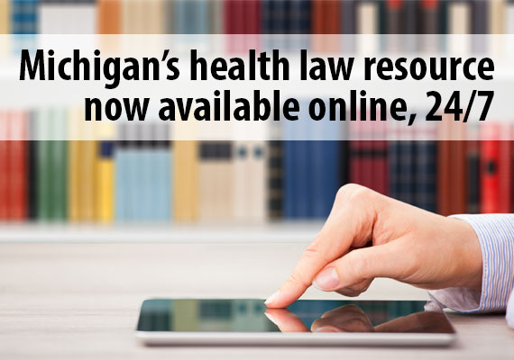Access to MSMS's Health Law Library