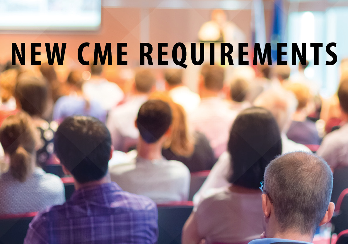 Michigan's Latest CME Licensure Requirements