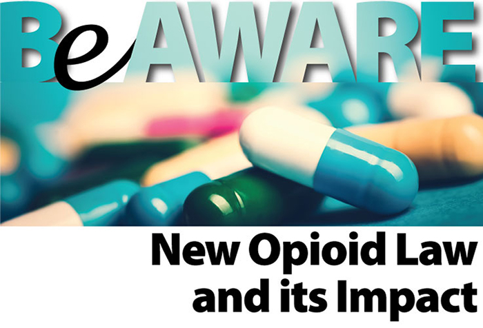 BeAWARE:  MSMS's Opioid Resources